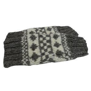 レッグウォーマー アジアン衣料 ネパール手編みウールレッグウォーマー2 e-bingo