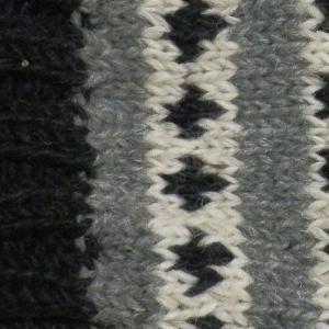 レッグウォーマー アジアン衣料 ネパール手編みウールレッグウォーマー22 e-bingo 02