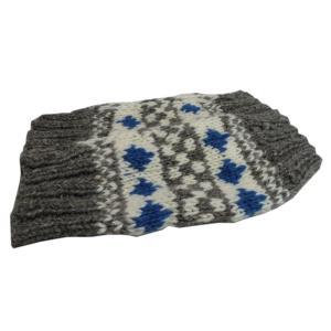 レッグウォーマー アジアン衣料 ネパール手編みウールレッグウォーマー4|e-bingo