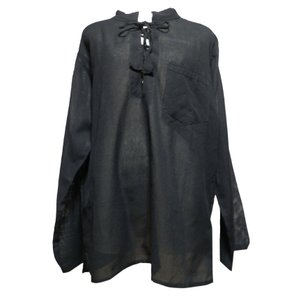 メンズブラウス アジアン衣料 コットン・ネパール・メンズブラウス16 クリックポスト選択 送料200円|e-bingo