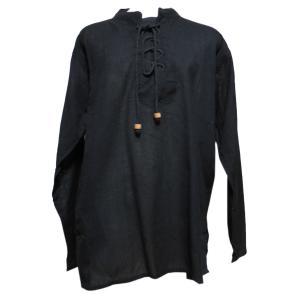 メンズブラウス アジアン衣料 コットン・ネパール・メンズブラウス24 クリックポスト選択 送料200円|e-bingo