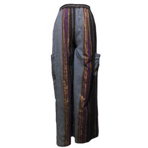 パンツ アジアン衣料 ネパール・コットン・パンツ31 クリックポスト選択 送料200円|e-bingo
