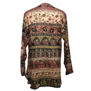 ブラウス アジアン衣料 ネパール・ブラウス2 クリックポスト選択 送料200円|e-bingo|04