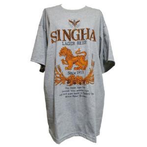 タイTシャツ(ビア・シン)XL