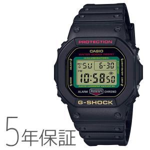 G-SHOCK Gショック DW-5600TMN-1JR カシオ CASIO MANEKINEKO 招き猫 ブラックアイパッチコラボ 黒 腕時計 メンズ|e-bloom