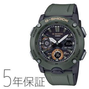G-SHOCK カシオ CASIO ミリタリーテイスト メンズ 腕時計 GA-2000-3AJF|e-bloom