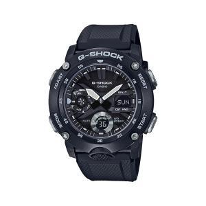 G-SHOCK Gショック GA-2000S-1AJF CASIO カシオ 黒 ブラック モノトーン バンドカスタマイズ 腕時計 メンズ|e-bloom