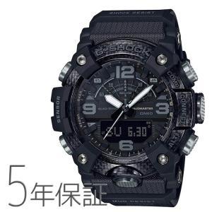 G-SHOCK Gショック GG-B100-1BJF カシオ CASIO ブラックアウト マスターオブG マッドマスター スマホリンク 黒 腕時計 メンズ|e-bloom