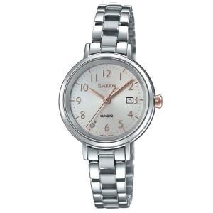 SHEEN シーン カシオ CASIO ソーラー 腕時計 レディース SHS-D100D-4AJF|e-bloom