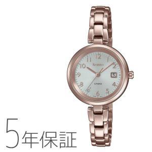 SHEEN シーン カシオ CASIO ソーラー 腕時計 レディース SHS-D200CG-4AJF|e-bloom