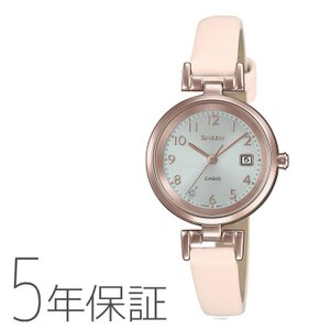SHEEN シーン カシオ CASIO ソーラー 腕時計 レディース SHS-D200CGL-4AJF|e-bloom