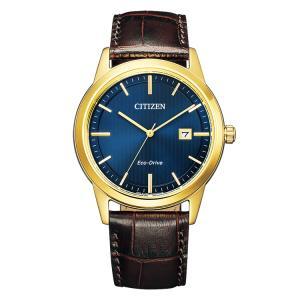 シチズン CITIZEN フレキシブルソーラー ペアモデル 日本製 AW1232-21L 腕時計 e-bloom