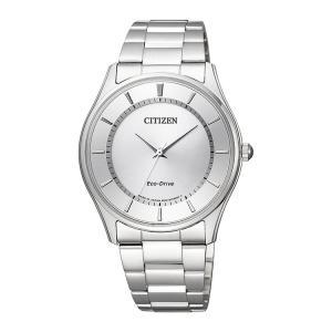 シチズンコレクション CITIZEN collection 日本製 ペア 男性用 BJ6480-51A 腕時計 e-bloom