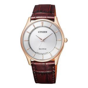シチズンコレクション CITIZEN collection 日本製 ペア 男性用 BJ6482-04A 腕時計 e-bloom