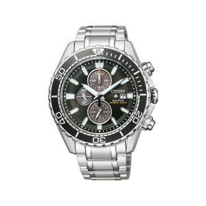 プロマスター PROMASTER CA0711-98H シチズン CITIZEN ダイバーズウォッチ クロノグラフ 黒 ブラック メンズ 腕時計|e-bloom
