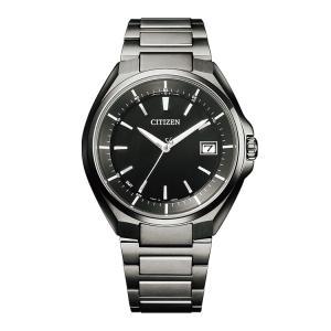 アテッサ ATTESA シチズン CITIZEN 電波ソーラー チタン CB3015-53E 腕時計 e-bloom