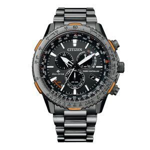 プロマスター PROMASTER CB5007-51H シチズン CITIZEN 電波ソーラー エコドライブ 黒 ブラック メンズ 腕時計|e-bloom