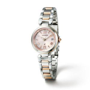 お取り寄せ シチズン CITIZEN クロスシー XC ハッピーフライト エコ・ドライブ 電波時計 EC1034-59W 腕時計