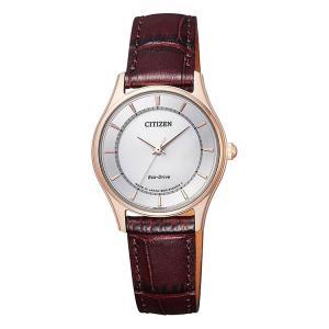 シチズンコレクション CITIZEN collection 日本製 ペア 女性用 EM0402-05A 腕時計 e-bloom