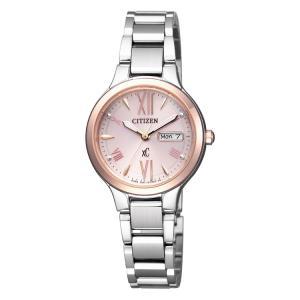 シチズン CITIZEN クロスシー XC レディース ew3224-53w 腕時計 e-bloom