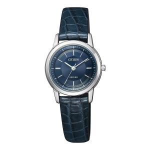 シチズン エクシード EXCEED エコ・ドライブ レディース EX2071-01L 腕時計 取り寄せ e-bloom