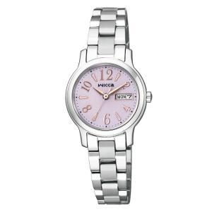 シチズン CITIZEN ウィッカ wicca ベーシックモデル レディース 腕時計 KH3-410-91|e-bloom