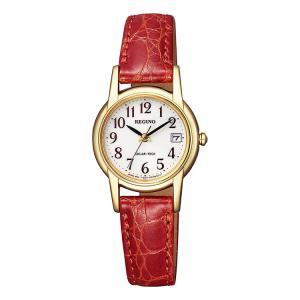 シチズン CITIZEN REGUNO レグノ ソーラーテック ストラップ 女性用 KP4-823-90 腕時計|e-bloom