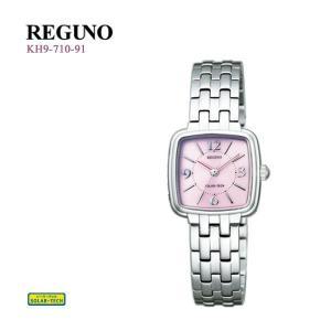 シチズン CITIZEN REGUNO レグノ ソーラーテック腕時計 レディース腕時計 KH9-710-91|e-bloom