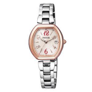 シチズン CITIZEN ウィッカ wicca ソーラー 電波時計 レディース 腕時計 KL0-731-91|e-bloom