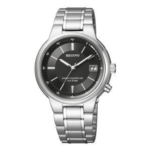 シチズン CITIZEN レグノ REGUNO 電波時計 ペアモデル KL8-112-51 腕時計|e-bloom