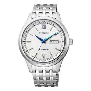 お取り寄せ シチズンコレクション CITIZEN Collection メカニカル ペアモデル 男性用 NY4050-54A 腕時計 e-bloom
