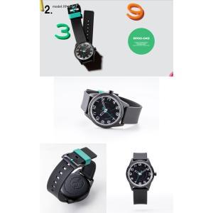 お取り寄せ Q&Q キューアンドキュー Smile Solar スマイルソーラー シチズン 腕時計 ユニセックス 5気圧防水 SS3 e-bloom 04
