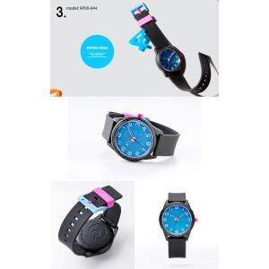 お取り寄せ Q&Q キューアンドキュー Smile Solar スマイルソーラー シチズン 腕時計 ユニセックス 5気圧防水 SS3 e-bloom 05