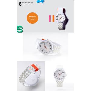 お取り寄せ Q&Q キューアンドキュー Smile Solar スマイルソーラー シチズン 腕時計 ユニセックス 5気圧防水 SS3 e-bloom 08