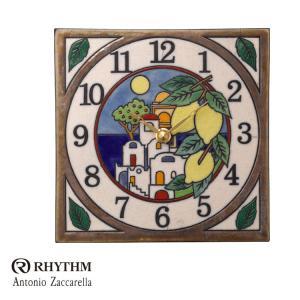 リズム時計 掛時計 置き時計 掛け置き兼用 Zaccarella ザッカレラ Z914 ZC914-003 お取り寄せ e-bloom
