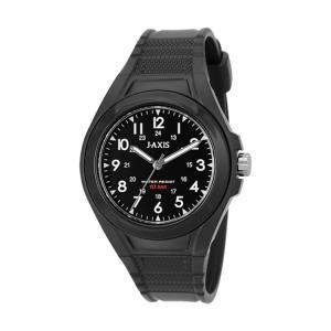 ジェイアクシス J-AXIS サン・フレイム 10気圧防水 腕時計 レディース AG1328-BK|e-bloom
