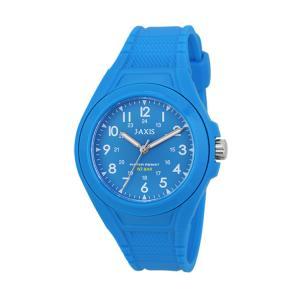 ジェイアクシス J-AXIS サン・フレイム 10気圧防水 腕時計 レディース AG1328-BL|e-bloom