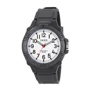 ジェイアクシス J-AXIS サン・フレイム 10気圧防水 腕時計 レディース AG1329-BK|e-bloom