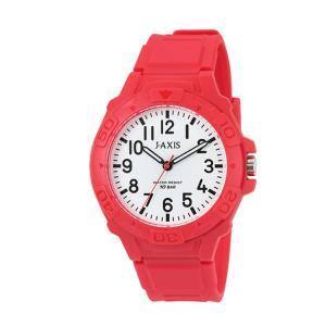 ジェイアクシス J-AXIS サン・フレイム 10気圧防水 腕時計 レディース AG1329-RE|e-bloom
