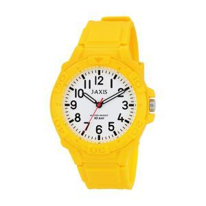 ジェイアクシス J-AXIS サン・フレイム 10気圧防水 腕時計 レディース AG1329-YE|e-bloom