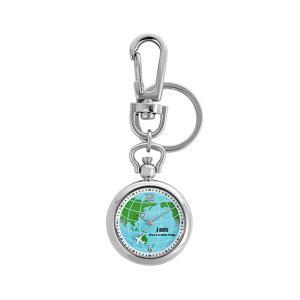J-AXIS ジェイ・アクシス サンフレイム キーホルダーウォッチ 時計 ポケットウォッチ ASP01-BL お取り寄せ|e-bloom