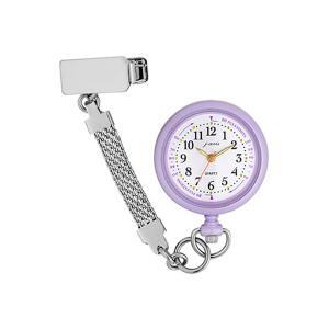 J-AXIS ジェイ・アクシス サンフレイム ナースウォッチ ポケットウォッチ BP1116-PU お取り寄せ|e-bloom