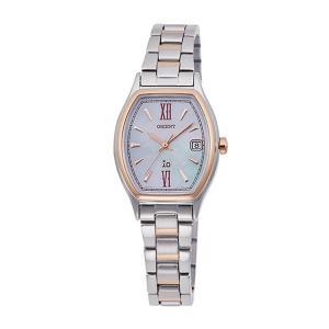 オリエント ORIENT イオ iO ナチュラル&プレーンシリーズ トノーモデル 腕時計 レディース RN-WG0010A 取り寄せ e-bloom