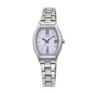 オリエント ORIENT イオ iO ナチュラル&プレーンシリーズ トノーモデル 腕時計 レディース RN-WG0011S 取り寄せ e-bloom