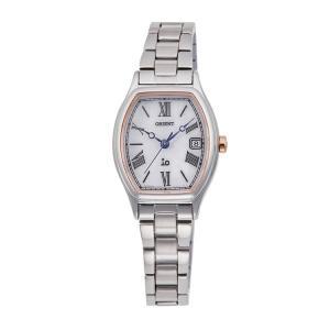 オリエント ORIENT イオ iO ナチュラル&プレーンシリーズ トノーモデル 腕時計 レディース RN-WG0012S 取り寄せ e-bloom