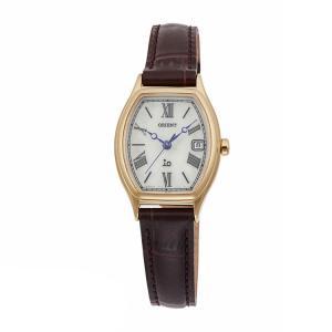 オリエント ORIENT イオ iO ナチュラル&プレーンシリーズ トノーモデル 腕時計 レディース RN-WG0013S 取り寄せ e-bloom