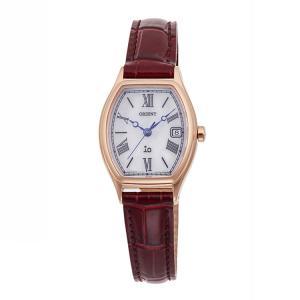 オリエント ORIENT イオ iO ナチュラル&プレーンシリーズ トノーモデル 腕時計 レディース RN-WG0014S 取り寄せ e-bloom