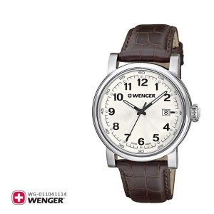 プレミアム会員ポイント15倍!11/21 23:59まで ウェンガー Wenger 腕時計 アーバンクラシック URBAN CLASSIC 01.1041.114|e-bloom