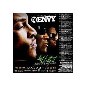 The Hitlist Pt. 29 - DJ Envy (MIXCD)|e-bms-store