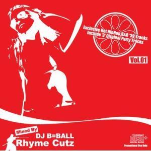(40%OFF) Rhyme Cutz Vol.01 - DJ B=BALL (MixCD)|e-bms-store